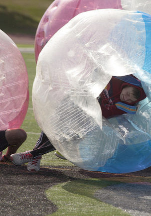 muskoka bubble soccer